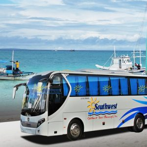 bus for Godofredo P. Ramos Airport (MPH) Shared Transfers for Boracay