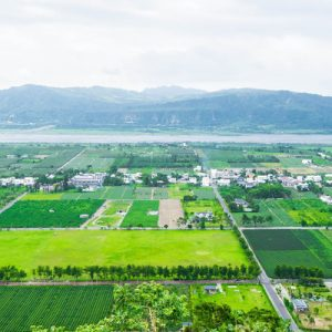 Taitung East Rift Valley