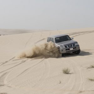 doha desert safari
