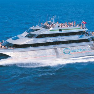 outer great barrier reef tour