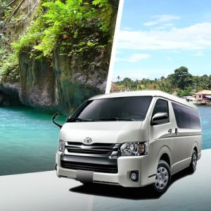 shared van transfers badian cebu city mactan