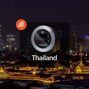 4g portable wifi in thailand