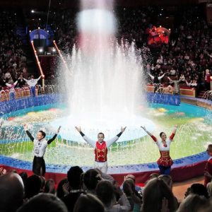 moscow big state circus