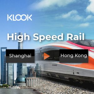 china high speed rail shanghai to west kowloon