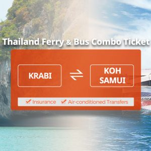 high speed ferry in thailand