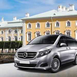 pulkovo airport private transfer