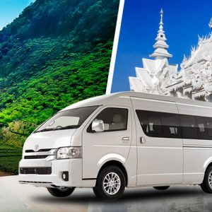 Private City Transfers between Chiang Mai and Chiang Rai