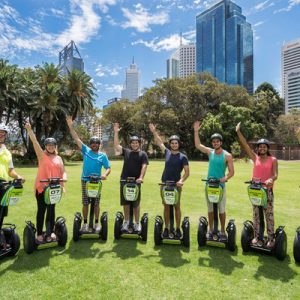 segway tours in perth