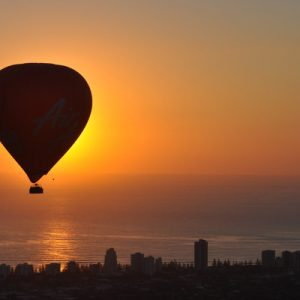 Gold Coast Sunrise Hot Air Balloon Ride