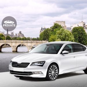 private transfers to or from paris-charles de gaulle airport to paris