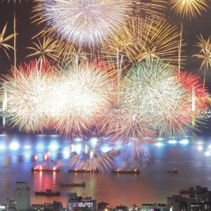 busan fireworks festival ticket