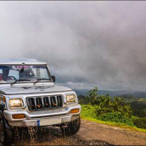 Jeep Safari To Mallali Waterfalls