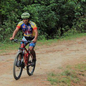 Nagarkot hill biking