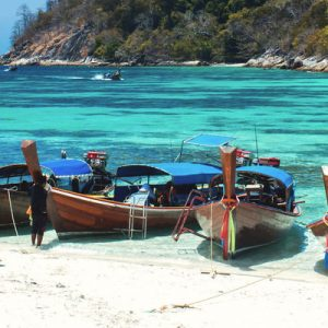 Phi Phi Snorkeling Tour by Longtail Boat