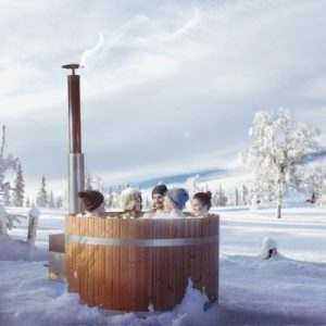 lapland winter tour