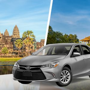 Private City Transfers between Siem Reap and Phnom Penh