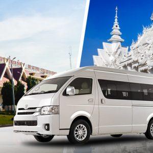 Private Chiang Rai International Airport Transfers (CEI) for Chiang Rai