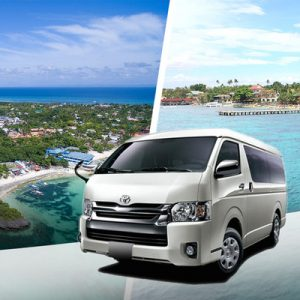 shared van transfers maya port cebu city mactan