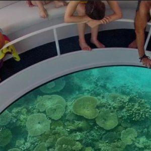glass boat ride andaman