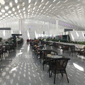 shenzhen baoan international airport lounge service