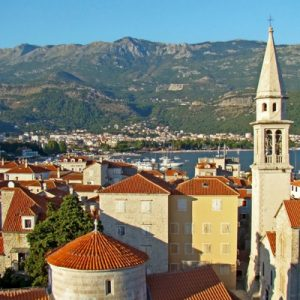 buildings of kotor in montenegro