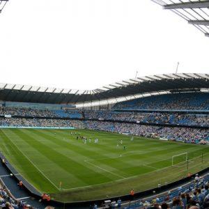 stadium panoramic view