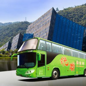 bus transfer from taoyuan airport to yilan