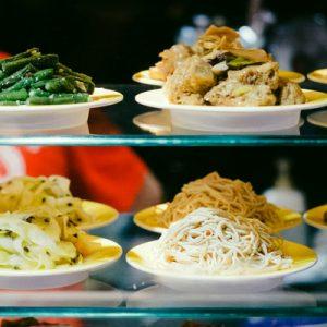 food in yongkang