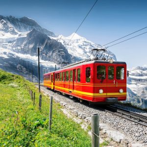 Jungfraujoch from zurich day tour