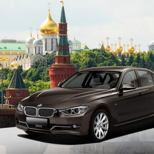 Moscow Private Car Charter