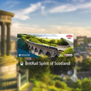 BritRail Spirit of Scotland Pass