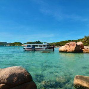 Tri Nguyen Aquarium, Mun Island, Vung Ngan Island