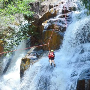 Datanla Waterfall Canyoneering