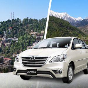 Dharamshala Private City Transfers for Shimla, Manali