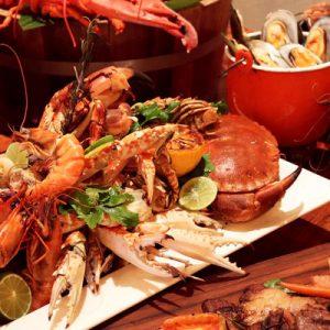 Praya Kitchen at Bangkok Marriott Hotel The Surawongse