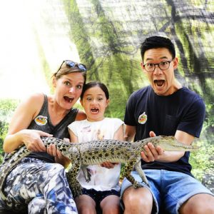 Crocodile Adventureland Admission Ticket in Langkawi, Malasyia