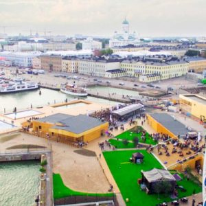 Helsinki cruise and tour