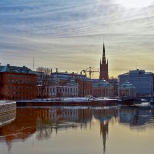 Stockholm Under the Bridges Cruise