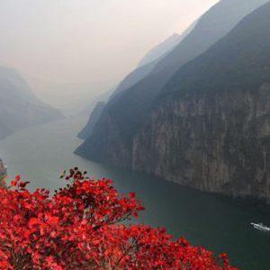three little gorges chongqing china
