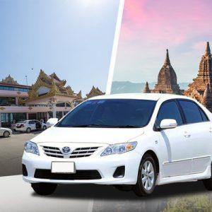 Nyaung U Airport Transfers (NYU) for Bagan