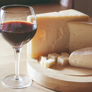 wine and cheese tasting bordeaux