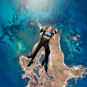 skydiving in perth