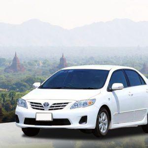 Bagan Private Car Charter