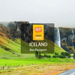 iceland hop on hop off bus