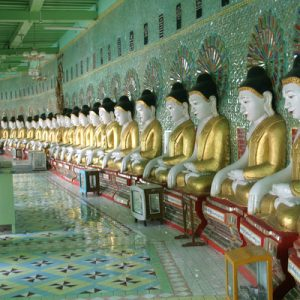 sagaing and mingun day tour