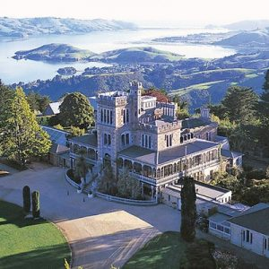 Larnach's Castle and Gardens Admission Ticket in Dunedin, New Zealand