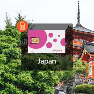 4g sim card for japan