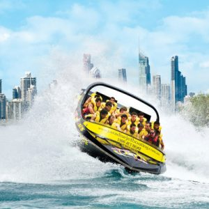 Jet Boat Premium Adventure Ride
