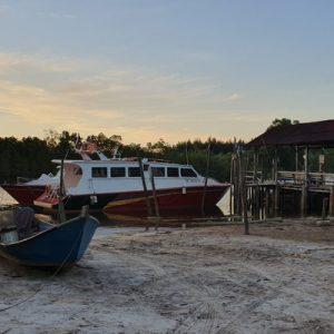 speedboat in malaysia