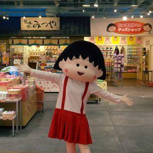 chibi maruko chan land admission ticket